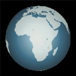 Kontinent Afrika - Süden