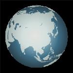 Kontinent Asien - Westen