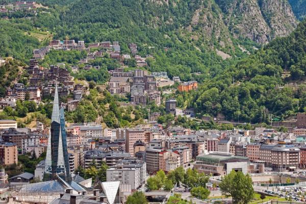 Andorra - CountryAD