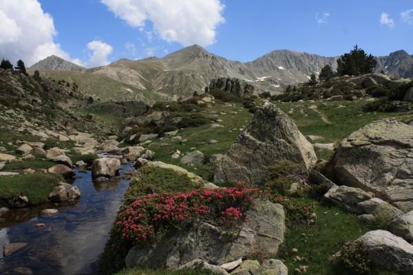 Pyrenäen in Andorra