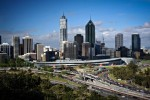 Perth Skyline, Sicht vom Kings Park