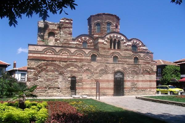 Christos Pantokrator Kirche, Nessebar