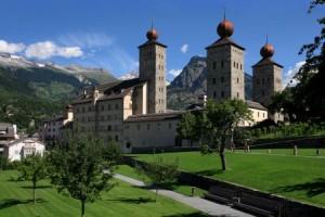 Brig, Wallis, Wallis-Valais, Schweiz