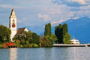 Meilen, Region Zürich, Schweiz