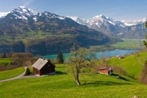 Ostschweiz, Schweiz