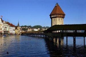 Luzern, Zentralschweiz, Schweiz