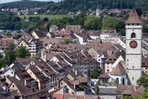 Schaffhausen, Ostschweiz, Schweiz