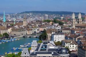 Zürich, Region Zürich, Schweiz