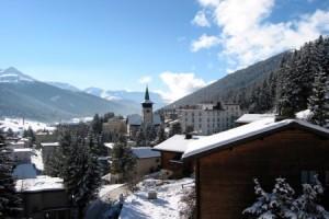 Davos, Graubünden, Kanton Graubünden, Schweiz