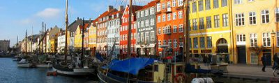Dänemark - Kopenhagen, Dänemark