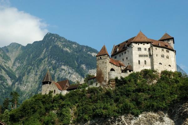 Balzers, Liechtenstein, Fürstentum Liechtenstein