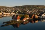 Torshavn, Streymoy, Färöer