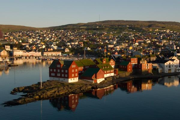 Torshavn, Färöer Inseln