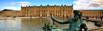 Frankreich - Schloss Versailles, Frankreich