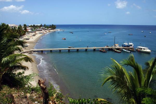 Strand, Grenada