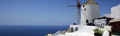 Mittelmeer Staaten - Santorini, Griechenland