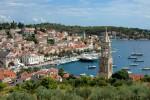 Hvar Island in Dalmatia, Kroatien