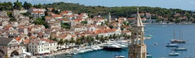 Südost Europa - Hvar Island in Dalmatia, Kroatien