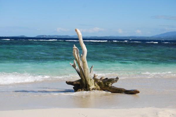 Küste von Haiti