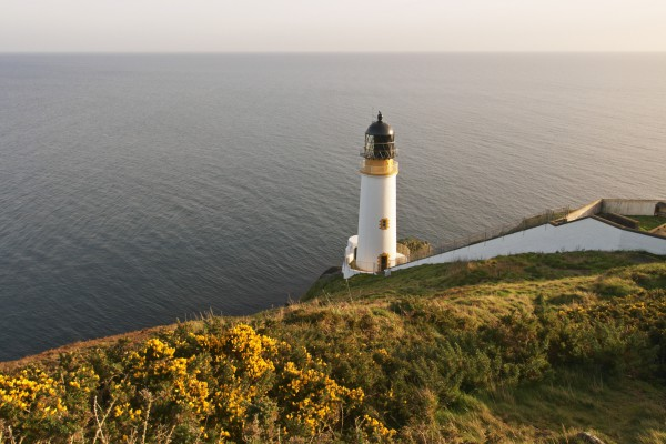 Maughold Head Lighthouse, Ramsey