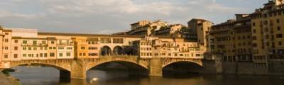 Italien - Ponte Vecchio in Florenz