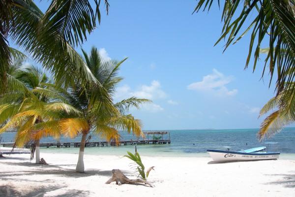 Strand von Jamaica