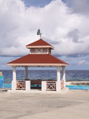 Hütte am Strand, Grand Cayman