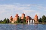 Schloss Trakai, Litauen