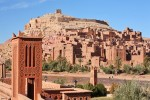 The Kasbah of Ait Benhaddou, Marokko