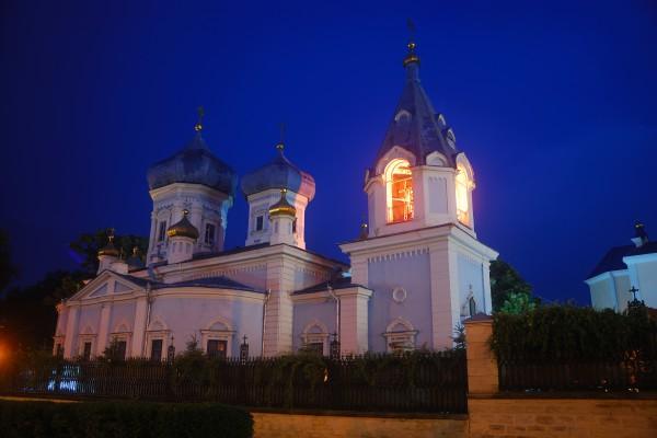 Teodor Tiron Kathedrale, Chisinau