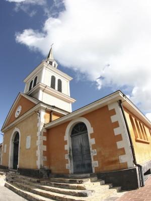 Katolische Kirche, Martinique