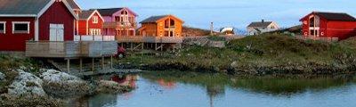Skandinavien - Sommaroya, im Norden von Norwegen