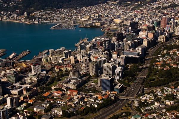 Wellington, Neuseeland