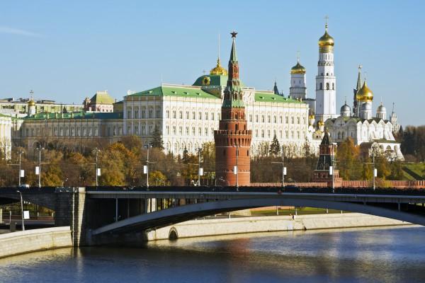 Moskau, Russland - CountryRU