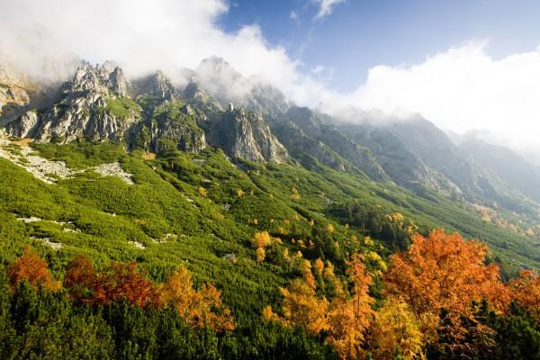 Velka Studena Dolina Tal, Hohe Tatra