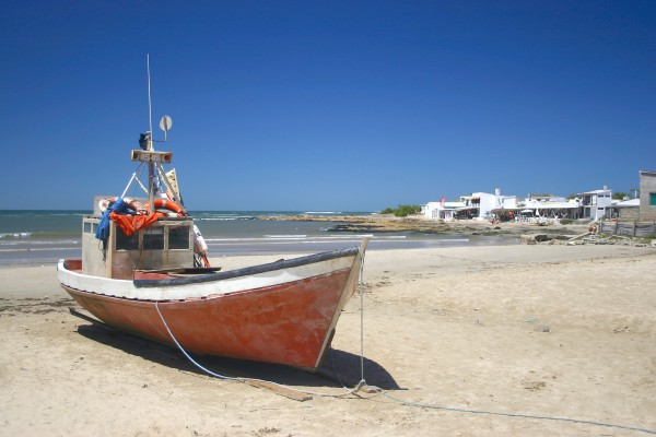Strand von Cabo Polonio