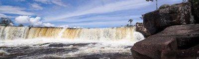 Amazonas Becken - Sapo Falls, Canaima National Park, Venezuela