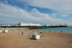 Pier in Brighton, Grafschaft East Sussex