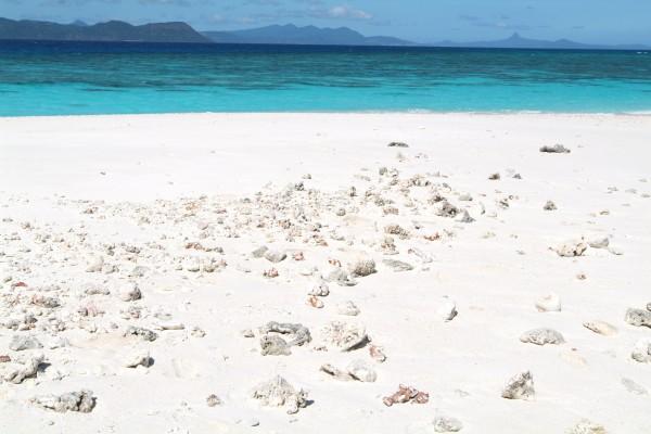 Virgin Island auf den Komoren