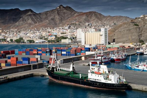 Porto Grande, Kap Verde