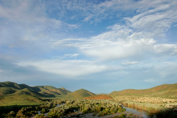Kunene Fluss, Angola