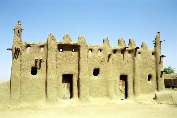 Moschee von Senossa, Mali