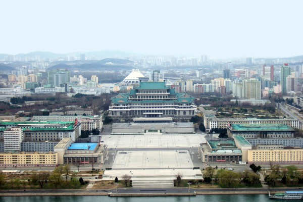 Pyongyang, Nord Korea
