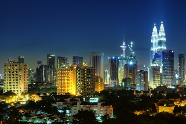 Kuala Lumpur, Malaysia - CountryMY