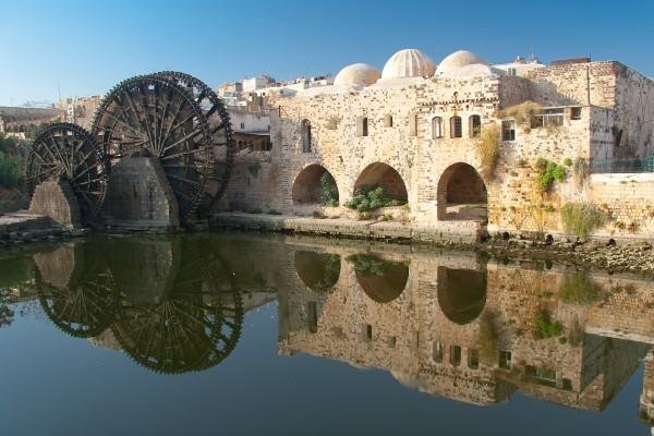 Hama, Syrien
