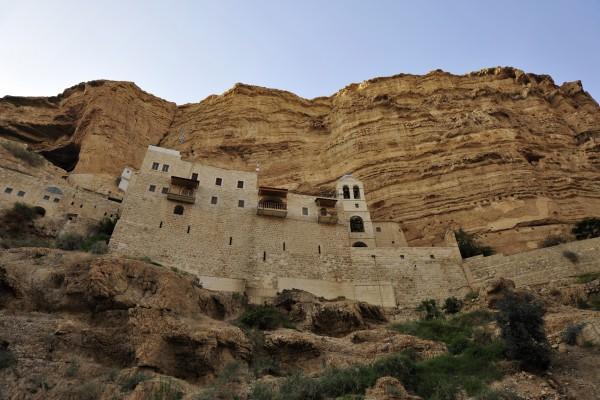 Kloster Saint George in Jericho, Palästina