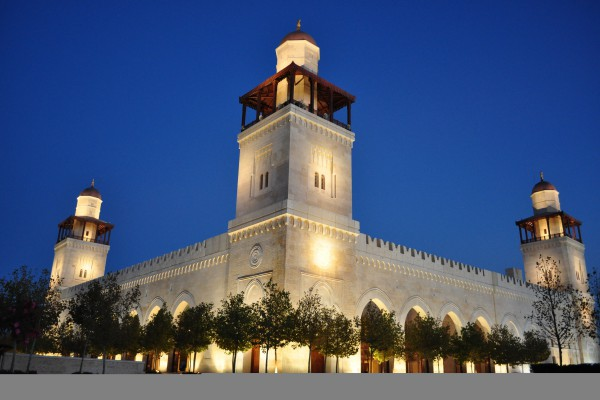 König-Hussein-Ben-Talal-Moschee, Jordanien