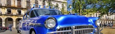 Kuba - Classic Car in Havana, Cuba
