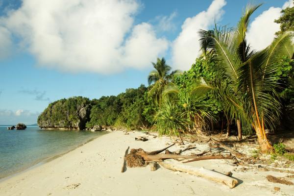 Panasia Island, Papua-Neuguinea, Melanesien