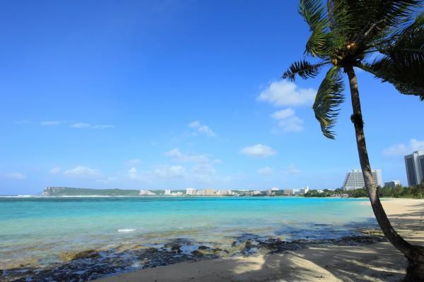 Tumon Bay, Guam, Mikronesien